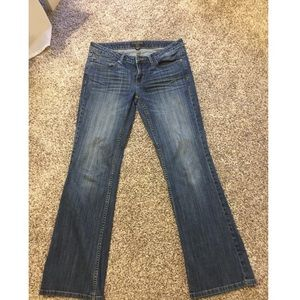 Banana republic size 6 never worn flare jeans